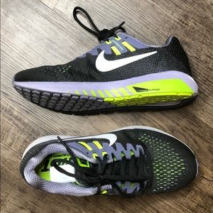 Nike Air Zoom Structure 20 Running Shoes Size 7